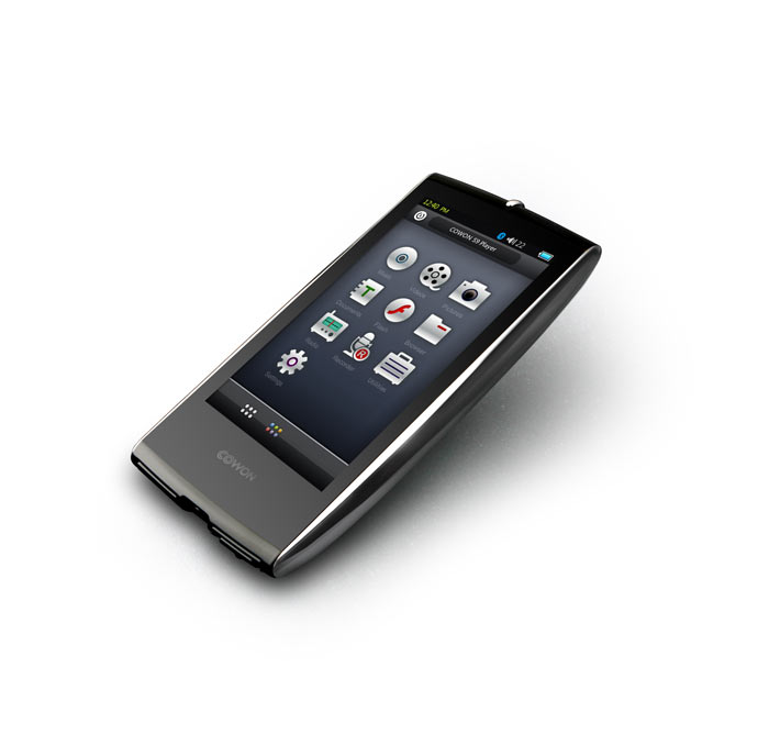 Cowon iAudio S9 8GB MP3 Player